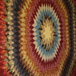 Museum Craft Collection - American Folk Art Museum Sunburst Quilt