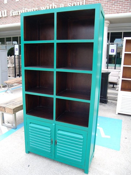 Bookcases by Nadeau - Furniture with a Soul