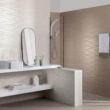 Contemporary Tile by Ceramiche Supergres