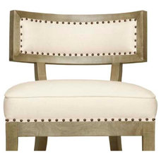 Contemporary Armchairs by Hudson