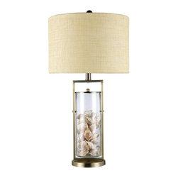 Dimond - Dimond D1978 Millisle Contemporary Table Lamp - Dimond D1978 Millisle Contemporary Table Lamp