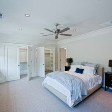 Contemporary Bedroom by D3 Smart Homes