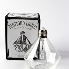 Eclectic Light Bulbs by Hunting And Collecting