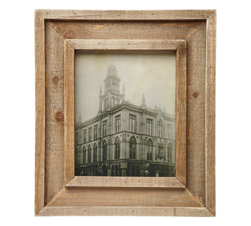 8 x 10 Rustic Wooden Picture Frame - $12.99 (Compare at $22)