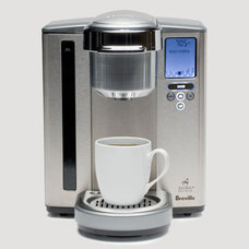 Modern Coffee Makers And Tea Kettles Breville Brewing System
