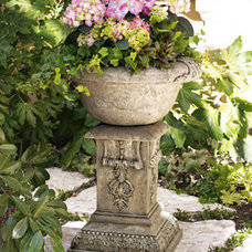 Traditional Outdoor Planters by Horchow