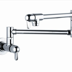 Hansgrohe - Hansgrohe 4059000 Allegro E Wall Mounted - Pot Filler, Wall-Mounted