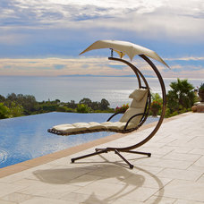 Contemporary Outdoor Chaise Lounges by RST Brands