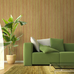 Walls Republic - Paper strokes Natural Grass Cloth R1979 - Paper strokes wallpaper creates a warm, interesting backdrop for many different types of decor. Made from natural, sustainable materials, it is considered an environmentally friendly choice.Roll Size : 5.5m X 0.91m or 6 yards X 36 inches.Dry clean with a vacuum. Not to be used in wet areas.