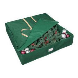 Holiday Wreath Storage Bag -