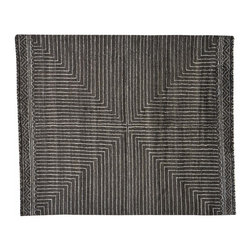 1800-Get-A-Rug - Oriental Rug Moroccan Berber 100% Wool Handmade Thick and Plush Sh20805 - Our Modern & Contemporary hand knotted rug collection contains some of the latest designs in the industry. The range includes geometric, transitional, abstract, and modern designs; from the Tibetans to the Gabbeh. We offer an entire line of contemporary designs, whether you're searching for sophisticated and muted to the vibrant and bold handmade rugs.