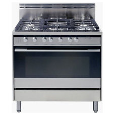 modern gas ranges and electric ranges by Amazon