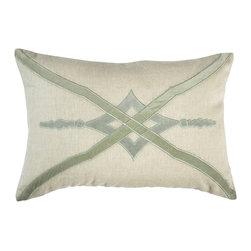 Aidan Gray - Aidan Gray Diamond No. 1 Pillow Set of 2 P537 - Aidan Gray Diamond No. 1 Pillow Set of 2 P537.