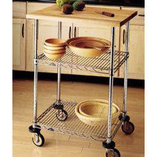 The Container Store > Metro® Commercial Chef's Cart