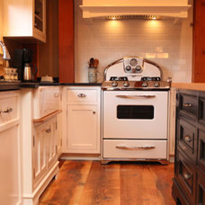 Traditional Gas Ranges And Electric Ranges by Elmira Stove Works