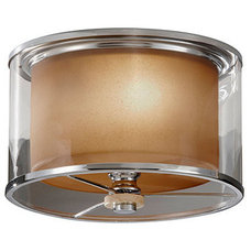 Contemporary Flush-mount Ceiling Lighting by Ballard Designs