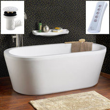 Modern Bathtubs by Signature Hardware