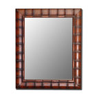 Hitchcock Butterfield - Fruitwood Bamboo Mirror - Cameo Series (24 in - Choose Size: 24 in. W x 60 in. HIncludes four hooks for vertical or horizontal display. Made in the USA. Fruitwood Bamboo finish. 1 1/4 in. Bevel (Except 24 in. W x 60 in. H). 3 in. frame. Frame is made of wood compositesOverall Dimensions Including Frame:. 18 in. W x 36 in. H. 27 in. W x 37 in. H. 24 in. W x 60 in. H. 30 in. W x 42 in. H. 36 in. W x 46 in. H. 42 in. W x 54 in. H. 30 in. W x 66 in. H