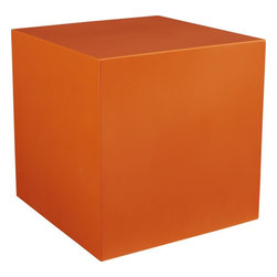 cube table-planter -