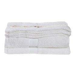 ExceptionalSheets - Ultra Soft Bamboo Towel Set by ExceptionalSheets - The Specifics