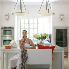 Contemporary Kitchen Island Lighting by House of Lights and Home Accents