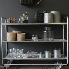 modern bar carts by Rockett St. George