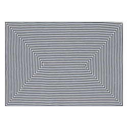 Loloi - Loloi In-Out Collection INOUIO-01BB003656 Rug - Hand-braided in China of 100-percent polypropylene, the In/Out collection offers a fun and simplistic look. This easy-to-place collection works nicely in an interior space or outdoors, and is available in an array of both neutral and vibrant colors.
