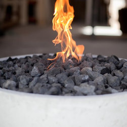 Serenade Concrete Firepit by DEKKO Concrete - The Serenade Fire pit, available in natural gas or propane 60,000BTU's. Handmade by DEKKO in North America.