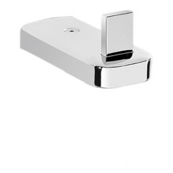Toto - Toto YH630 Polished Chrome Upton Robe Hook - Toto YH630#CP Bathroom Accessory Upton Robe Hook in Polished Chrome Finish.