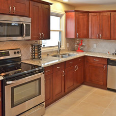 Traditional Kitchen by A. Pepe Contracting LLC