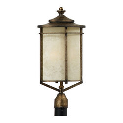 Quoizel - Quoizel Braxton Outdoor Ceiling Lights BX9012DS - Quoizel Braxton Outdoor Ceiling Lights BX9012DS