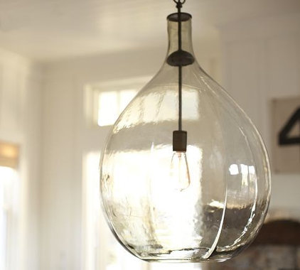 Contemporary Pendant Lighting by Pottery Barn