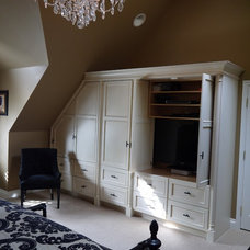 traditional dressers chests and bedroom armoires by Christine Austin Design