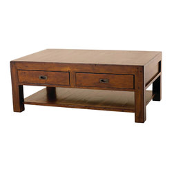 Post & Rail Coffee Table 50