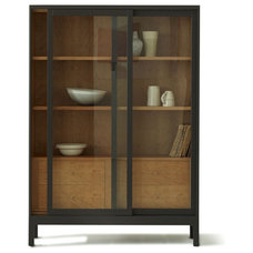 contemporary storage units and cabinets by Pinch