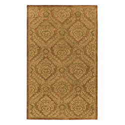Kaleen Magi Golan Heights Copper Rug