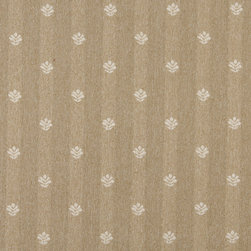 Gold And Ivory Leaves Country Tweed Upholstery Fabric By The Yard - This upholstery fabric has the look and feel of a cabin or lodge. This fabric is rated heavy duty, and is great for all indoor upholstery uses.