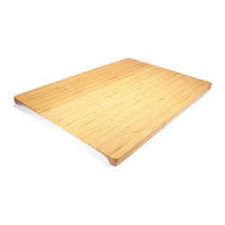 Bambu - Bambu Undercut Cutting & Serving Board - This Bambu Undercut Cutting & Serving Board is perfect for that holiday turkey or ham with family and friends.
