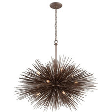 Contemporary Chandeliers by Shades of Light