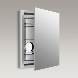 Kohler Kohler Verdera Tm 24 Quot W X 30 Quot H Aluminum