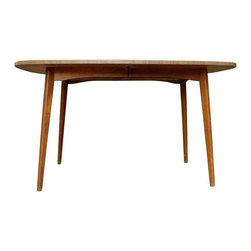 Mid Century Dining Table Outstanding Mid Century Modern Dining Table