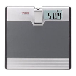 Taylor - Taylor Projection Bath Scale - Taylor Digital Projection Bath Scale with 550 lb. Capacity