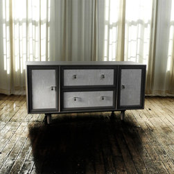 The New Traditionalists - Credenza no. Eight Forty. Two - FINISHES AND MATERIALS SHOWN