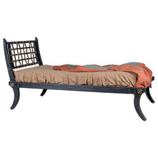Eclectic Beds by Gilani Furniture Inc