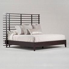 Contemporary Beds by ADRIANA HOYOS