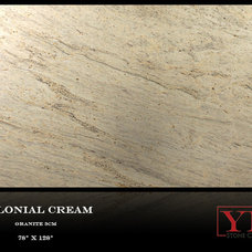 Contemporary Kitchen Countertops by YK Stone Center Inc.