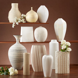 The Ivory Company Vases -