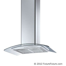 Modern Kitchen Hoods And Vents by Futuro Futuro Kitchen Range Hoods