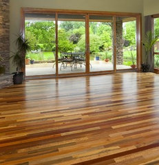 wood flooring by reclaimed wood