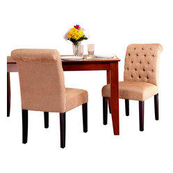 Elmerson Rollback Dining Chairs, Set of 2